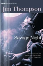 Savage Night by Jim Thompson